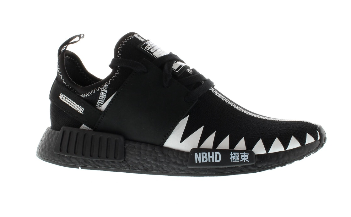 5e915d46b adidas NMD R1 Neighborhood Core Black - DA8835