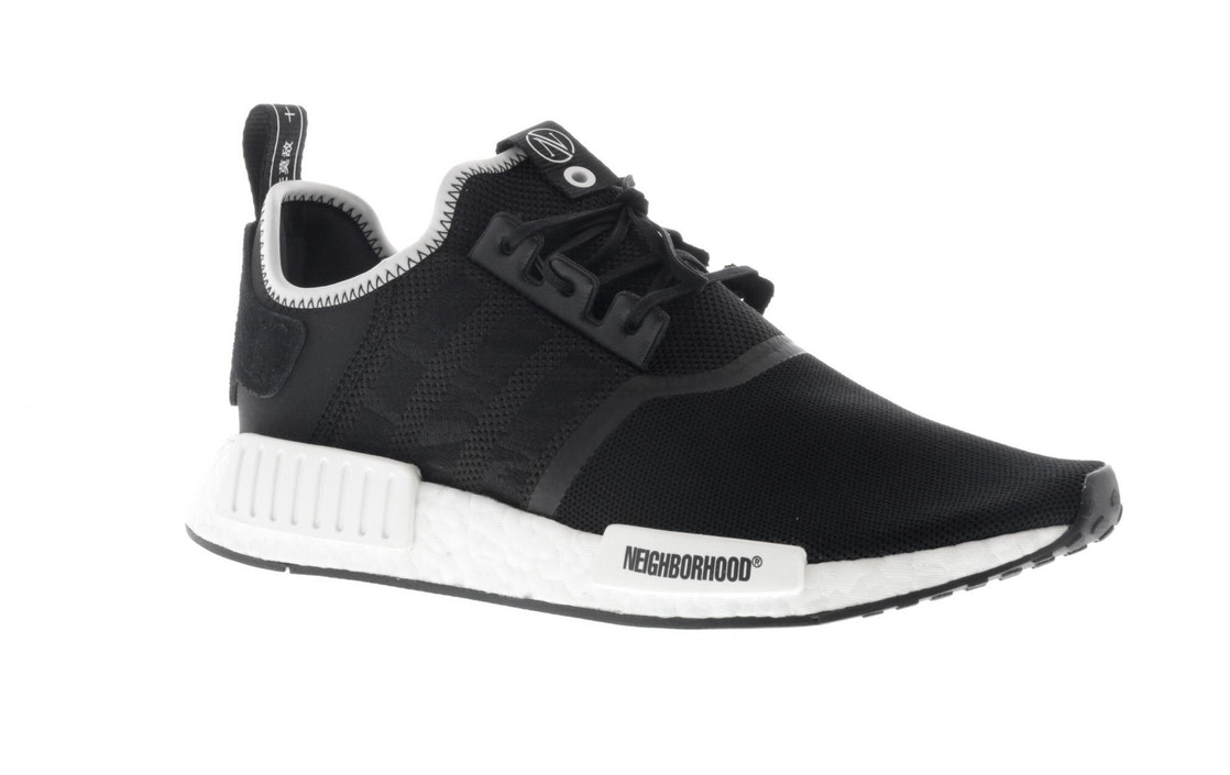 new concept fffc0 821d5 adidas NMD R1 Neighborhood x Invincible