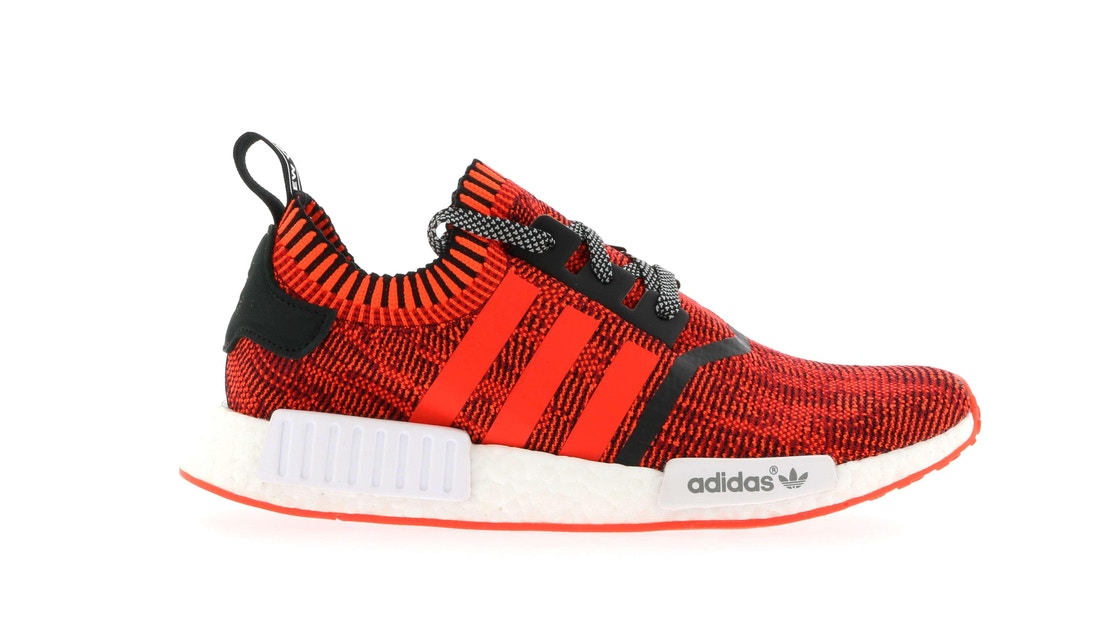 promo code 58b2d b634a adidas NMD R1 NYC Red Apple