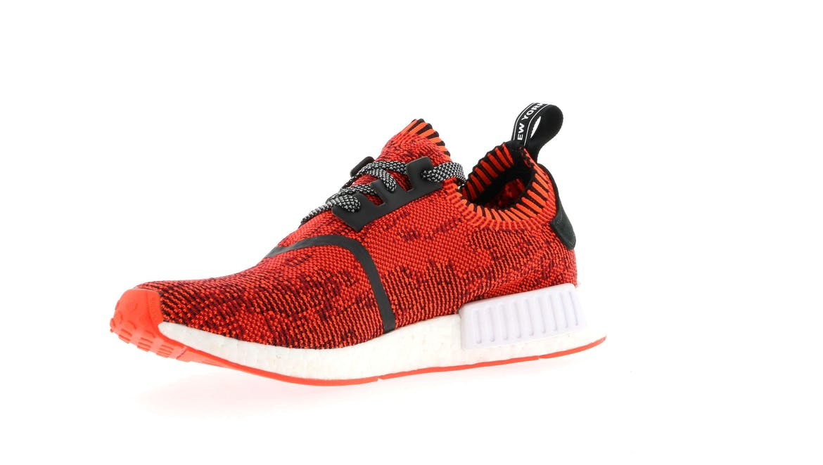 adidas NMD R1 NYC Red Apple