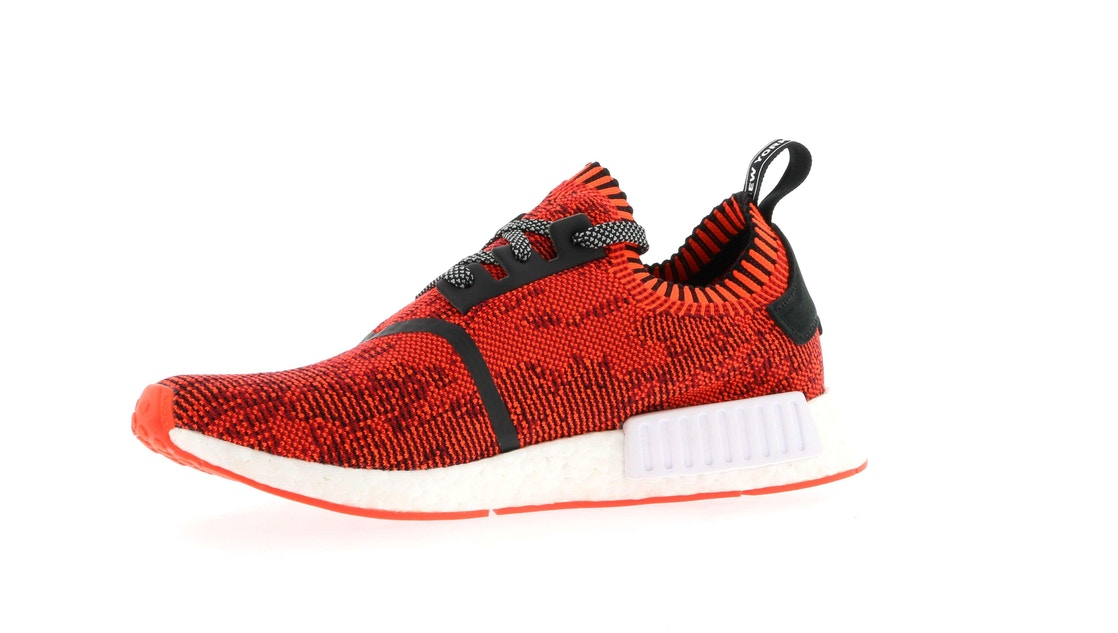 adidas NMD R1 NYC Red Apple - BY1905 cef824058