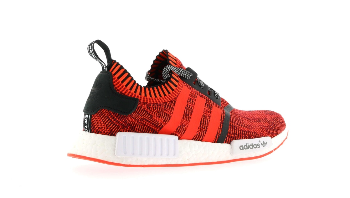 78817d0cf56fd adidas NMD R1 NYC Red Apple - BY1905