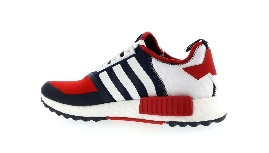 new products 2dc3f c04b0 adidas NMD R1 Trail White Mountaineering Collegiate Navy - BA7519