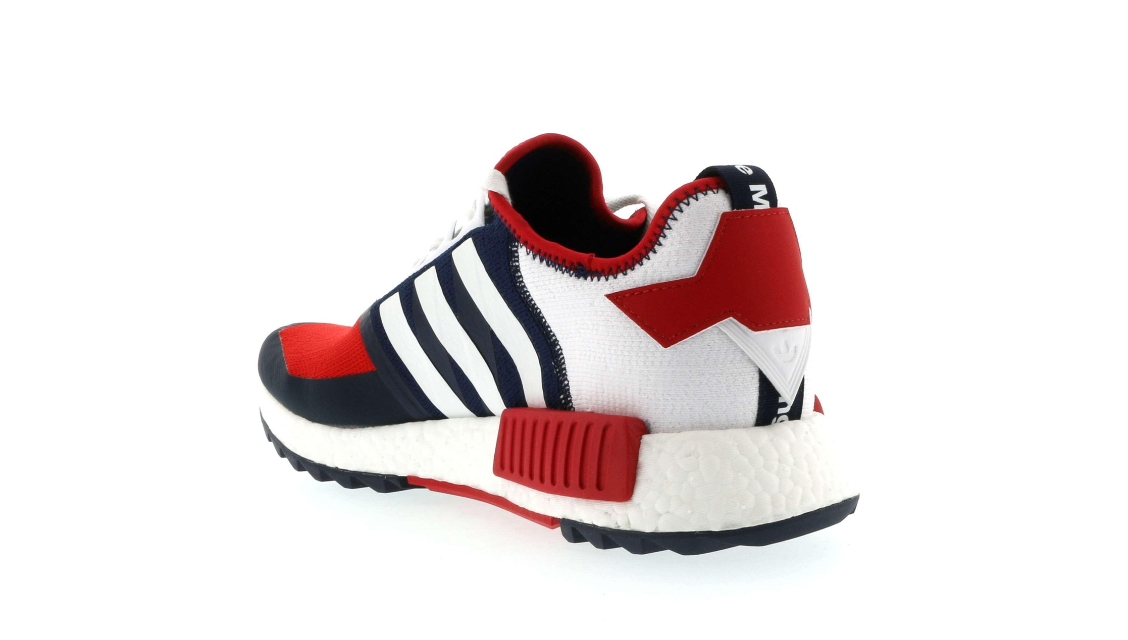 outlet store sale d2d33 ea65a adidas NMD R1 Trail White Mountaineering Collegiate Navy