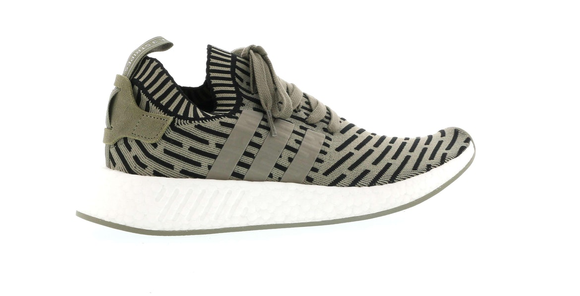 adidas Originals NMD_R2 PK Trainers core black/white Zalando