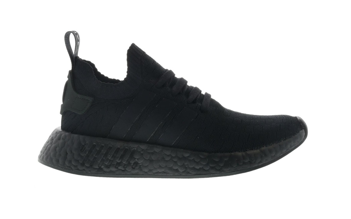 adidas NMD R2 Triple Black (W)