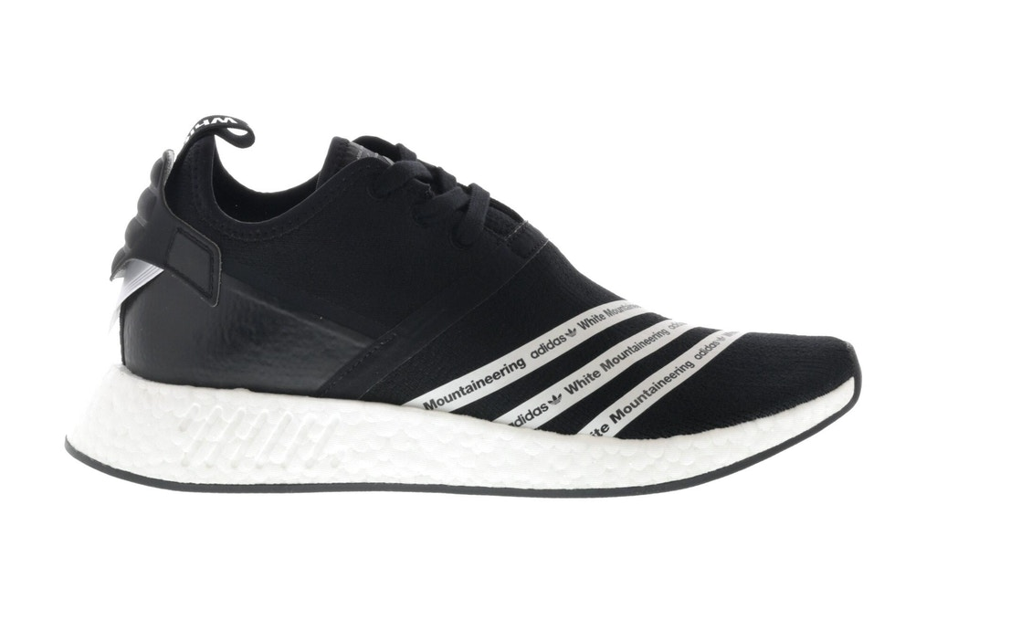 Sell. or Ask. Size 9. View All Bids. adidas NMD R2 White Mountaineering  Black d56808eb4