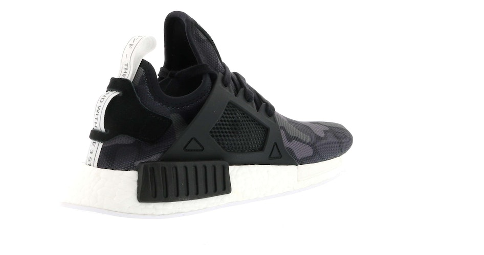 Adidas NMD XR 1 Monochrome White For Men 's Women' s Trainers All