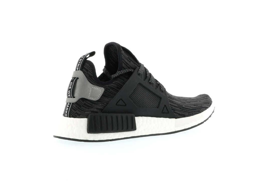 separation shoes f08a1 16abf Adidas NMD XR1 Core Black