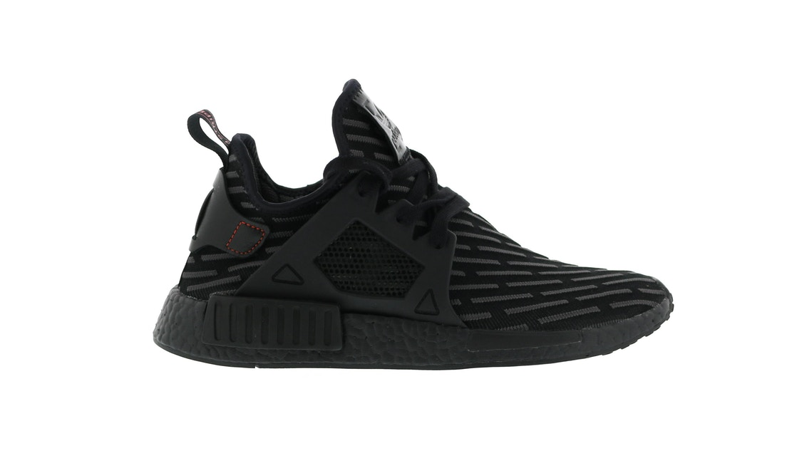 sports shoes d50ec 1b104 adidas NMD XR1 Triple Black