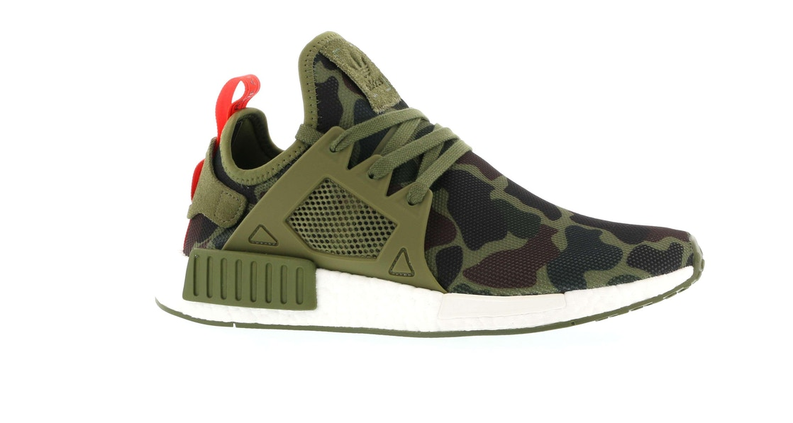 hot sale online 0b637 8c873 adidas NMD XR1 Olive Duck Camo