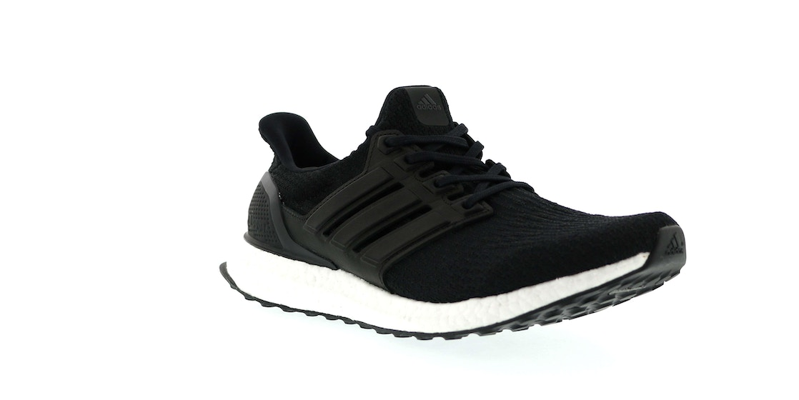 313d4d5c26c34 adidas Ultra Boost 3.0 Black Leather Cage - BA8924