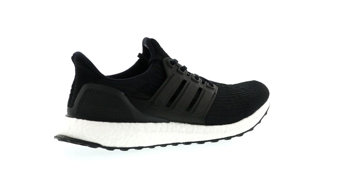 59931e6aaf8d2 adidas Ultra Boost 3.0 Black Leather Cage - BA8924