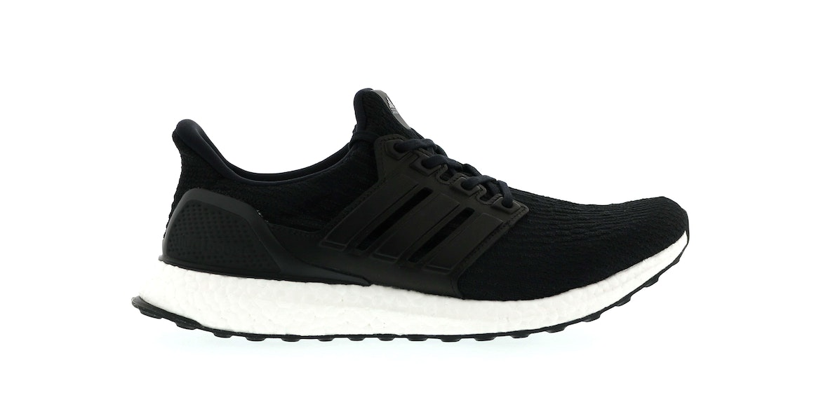 ultra boost black leather cage