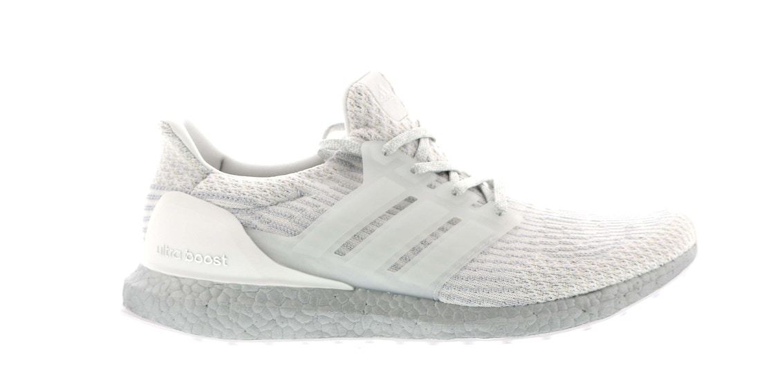 e6f0885c28e adidas Ultra Boost 3.0 Crystal White - BA8922
