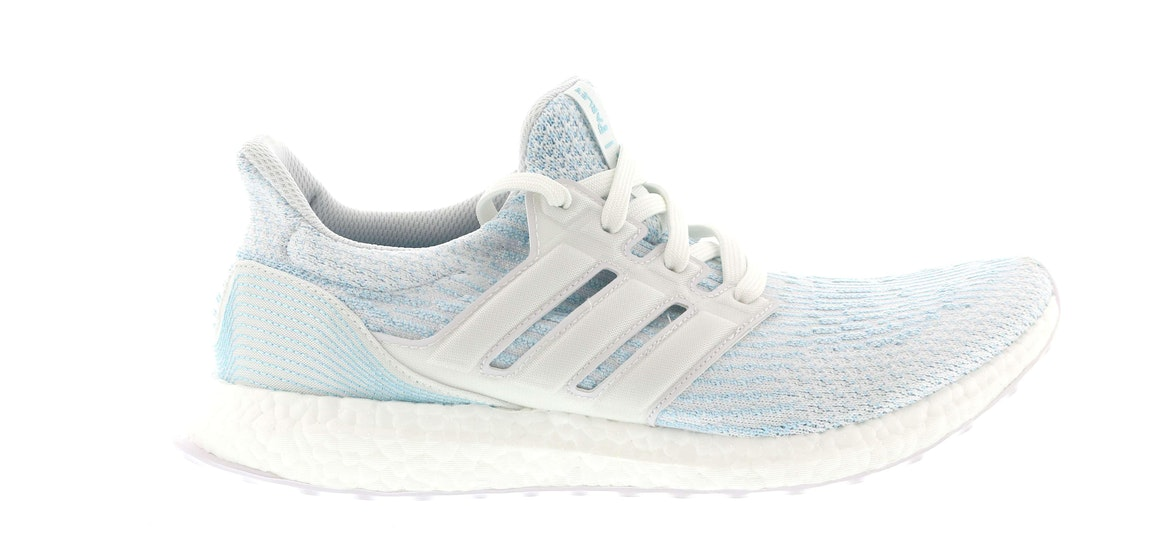 Parley X Adidas Ultra Boost 3.0 Coral Bleaching Size 5