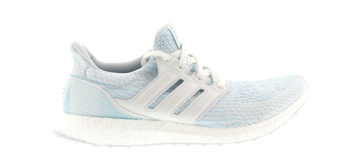 c724207b0 Adidas Ultra Boost X Parley GS Ice Blue Adidas Ultra Boost Parley ...