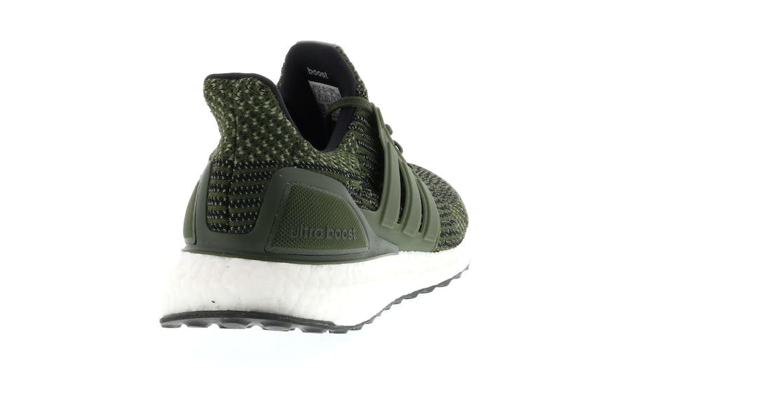 adidas UltraBoost 3.0 Grey Leather Cage Sneaker Socialite