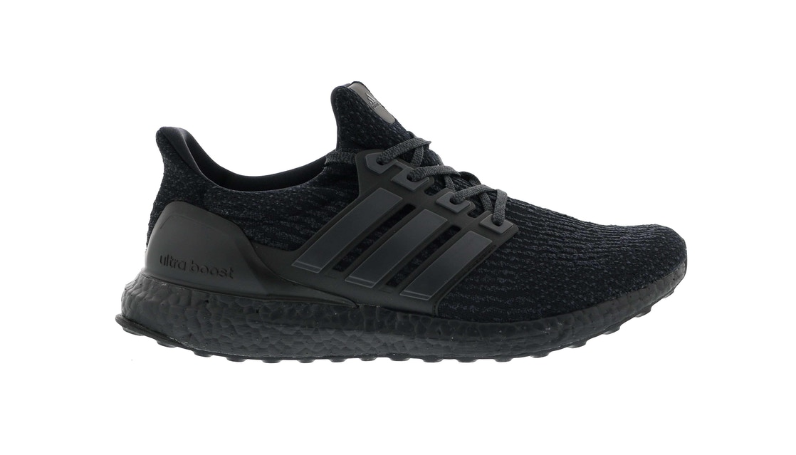size 40 74987 3d564 Sell. or Ask. Size 5. View All Bids. adidas Ultra Boost 3.0 Triple Black