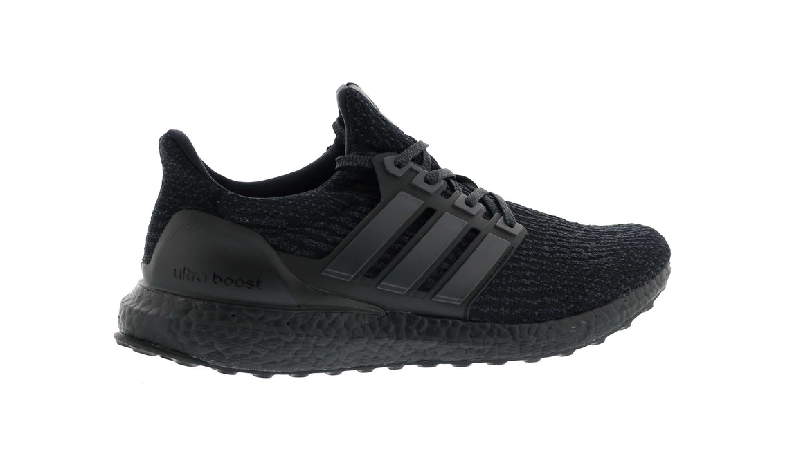 new concept 04532 eada4 ... svart real boost  adidas ultra boost 3.0 triple black ba8920
