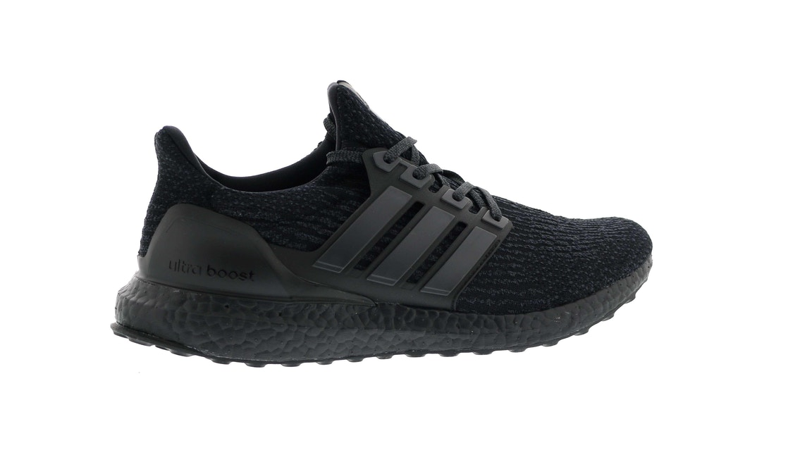 1d903e4dd68 adidas Ultra Boost 3.0 Triple Black - BA8920