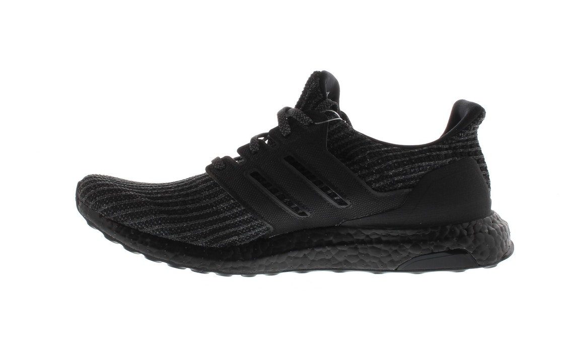 5de8579a97ff9 adidas Ultra Boost 4.0 Triple Black - BB6171