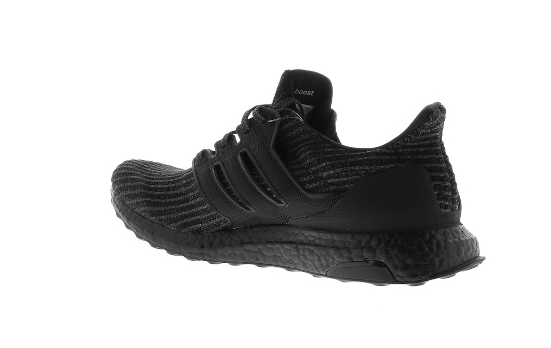 e986086a9cdb6 adidas Ultra Boost 4.0 Triple Black - BB6171