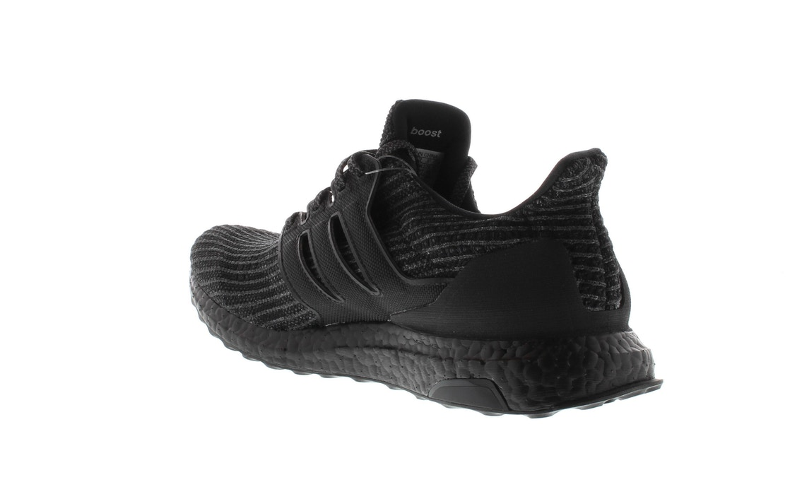lowest price 0f035 20d39 adidas Ultra Boost 4.0 Triple Black - BB6171
