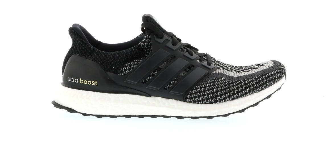 adidas Ultra Boost 2.0 Black Reflective