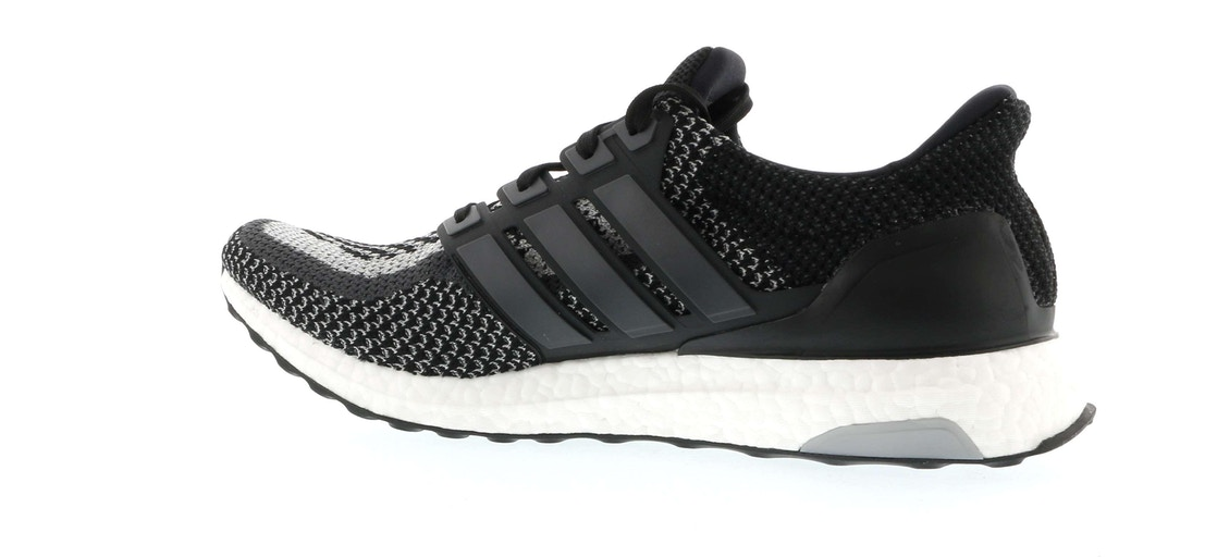 0a099d2c12d adidas Ultra Boost 2.0 Black Reflective - BY1795