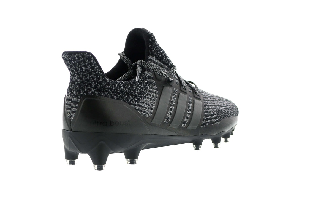 3579456291f adidas Ultra Boost 3.0 Cleat Triple Black - CG4815