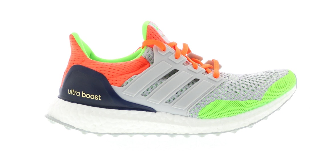 fa03926b90979 Sell. or Ask. Size  9.5. View All Bids. adidas Ultra Boost 1.0 Kolor Grey  Solar Orange
