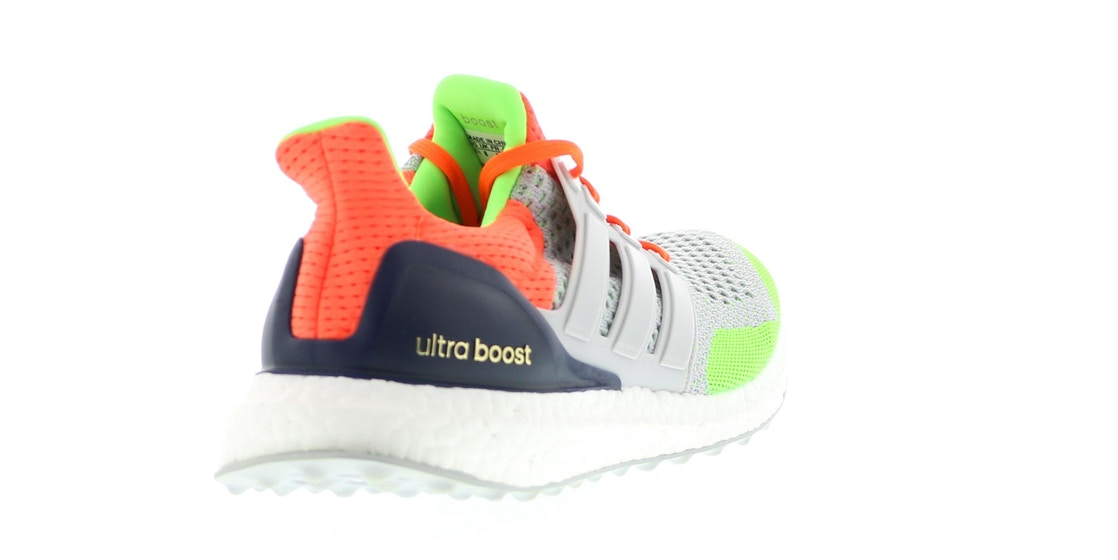 49d886814c2d2 adidas Ultra Boost 1.0 Kolor Grey Solar Orange - AF6219