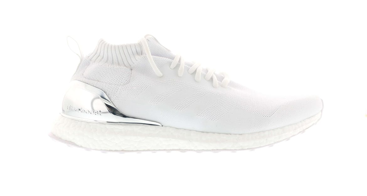 adidas Ultra Boost Mid Ronnie Fieg Friends and Family White