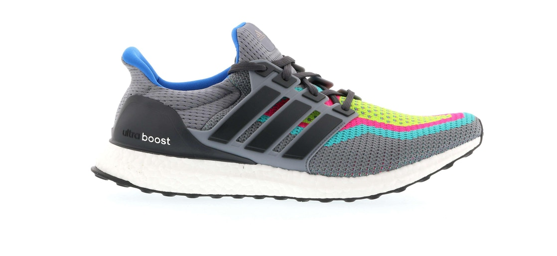 sports shoes e8edb 832cb adidas Ultra Boost 2.0 Multi-Color Gradient - AQ4003