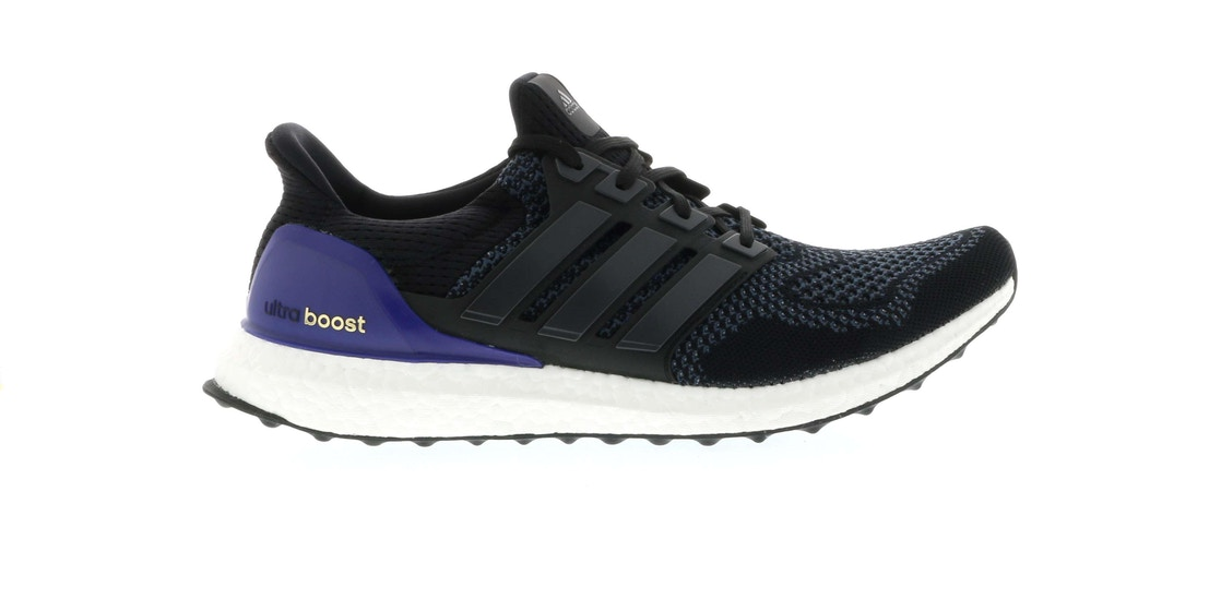 1092f545e28b2 adidas Ultra Boost 1.0 OG Black Gold Purple - B27171