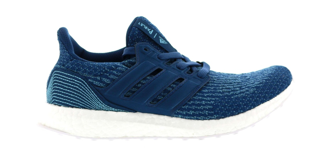 6d7d3e073da7b adidas Ultra Boost 3.0 Parley Night Navy - BB4762
