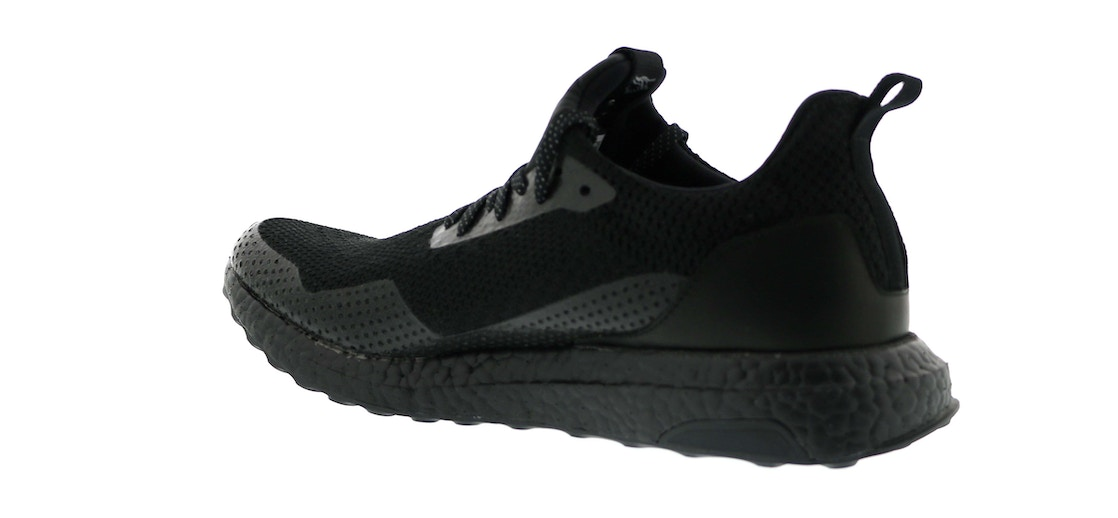 ac041be895d8c adidas Ultra Boost Uncaged Haven Triple Black - BY2638