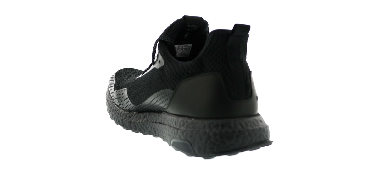 timeless design 85dcd dea97 low cost adidas ultra boost uncaged haven triple black by2638 1c901 9b927
