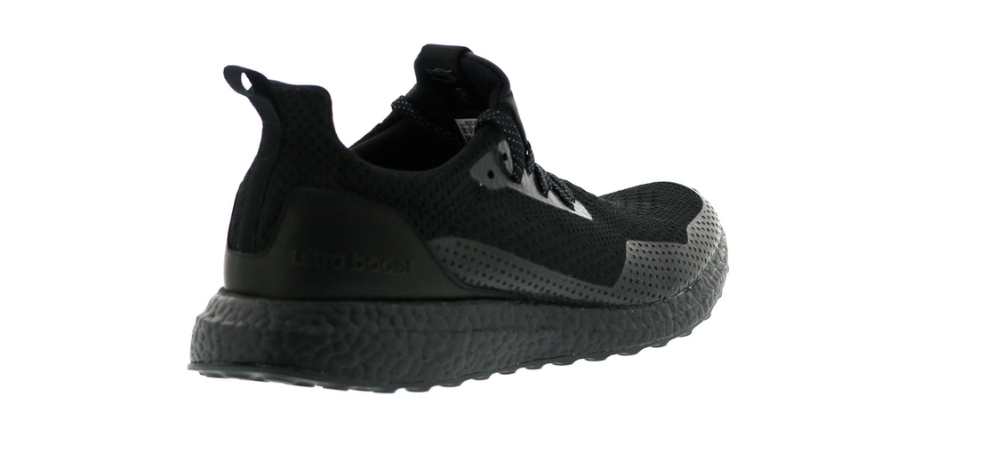 fe4bc4428 adidas Ultra Boost Uncaged Haven Triple Black - BY2638