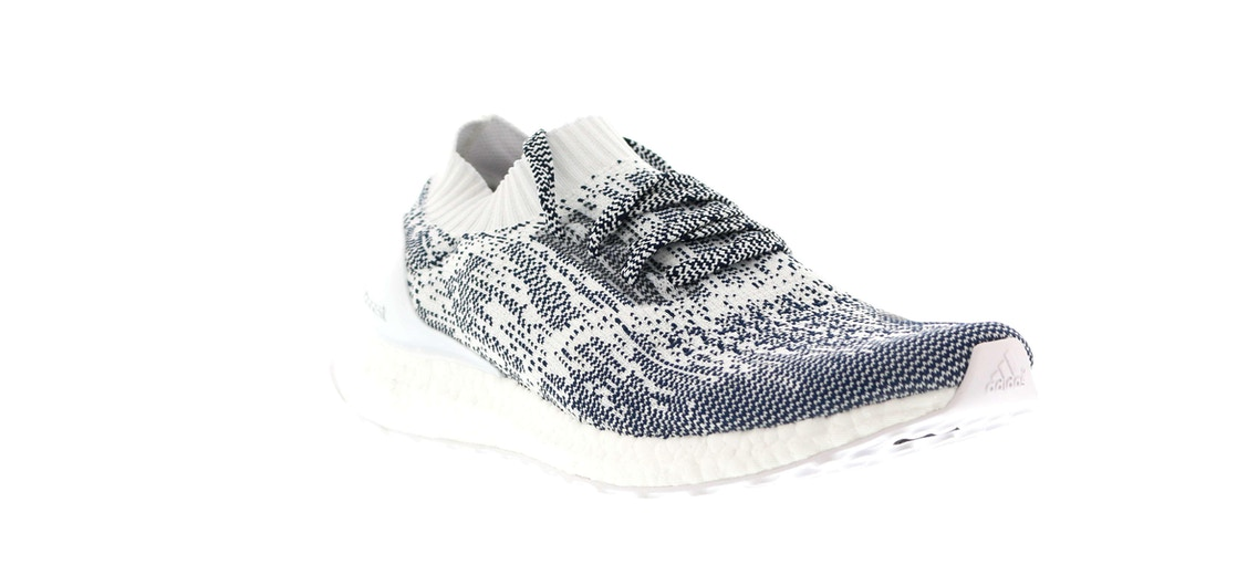 33d2104ae886 adidas Ultra Boost Uncaged Non Dyed White Oreo - BA9616