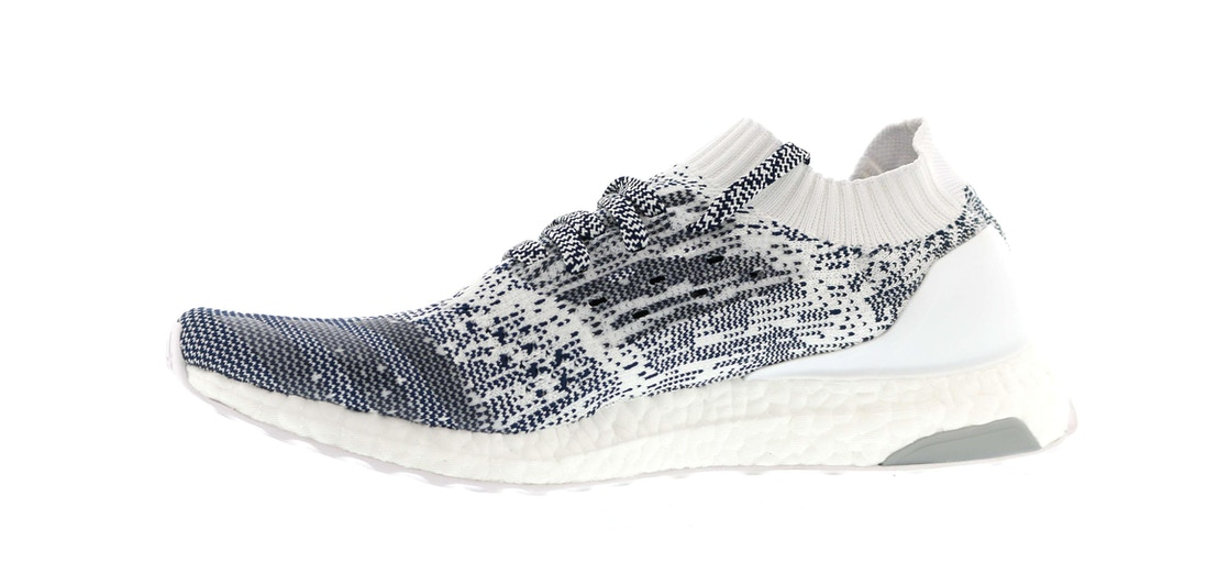 61bca12d242db adidas Ultra Boost Uncaged Non Dyed White Oreo - BA9616