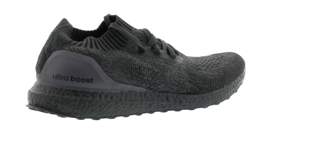 finest selection cb8b6 b9c31 adidas Ultra Boost Uncaged Triple Black 2.0