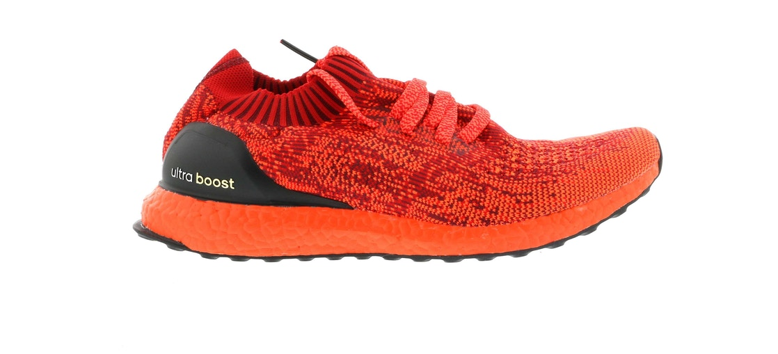 half off ac902 21958 adidas Ultra Boost Uncaged Triple Red