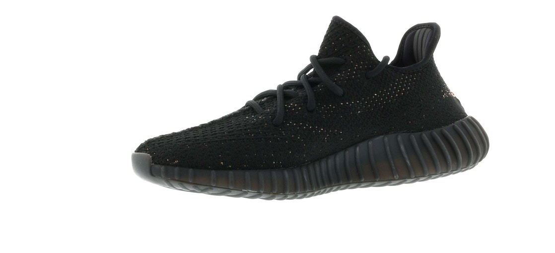 5f8405963c3 adidas Yeezy Boost 350 V2 Core Black Copper - BY1605