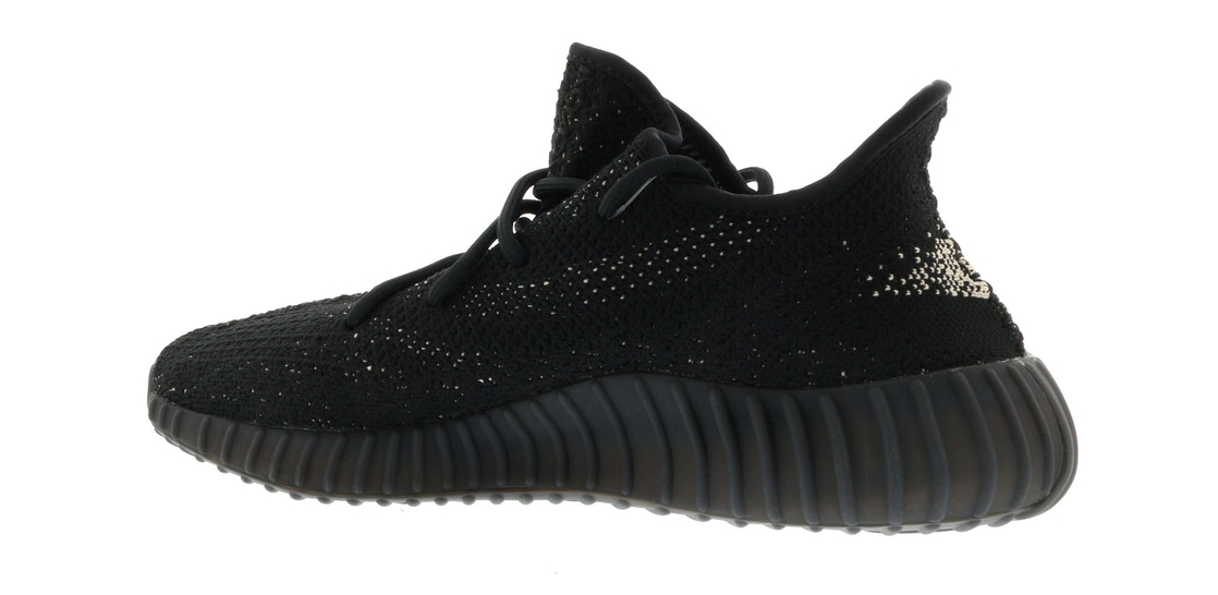 adidas Yeezy Boost 350 V2 Core Black White - BY1604 35f22d4c3