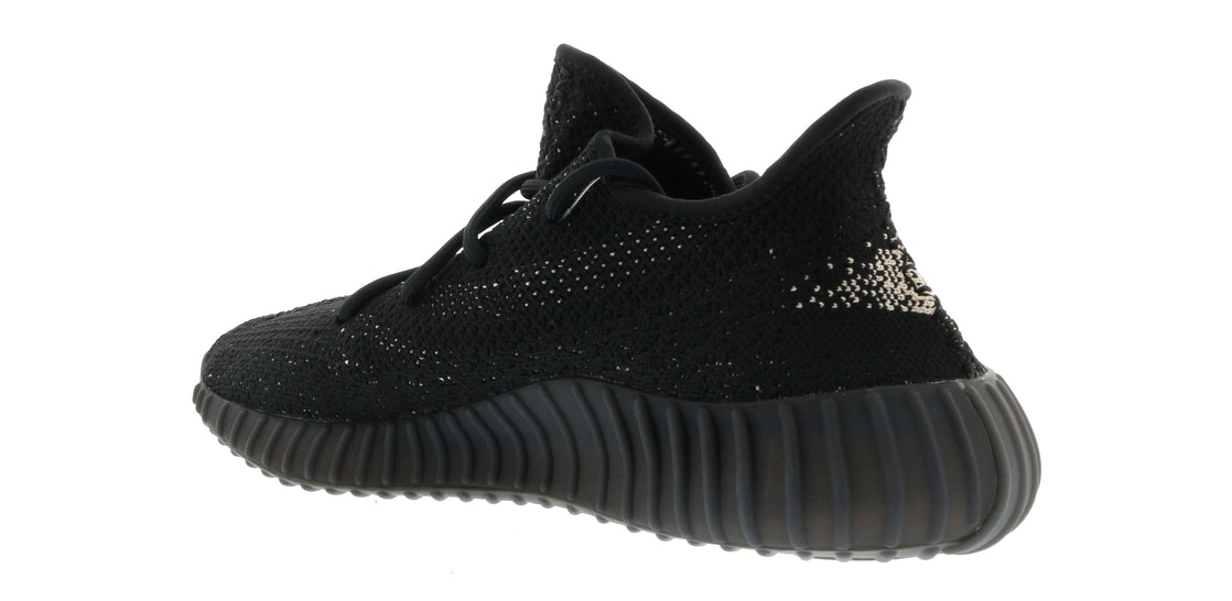 8e04018a4a2ca adidas Yeezy Boost 350 V2 Core Black White - BY1604