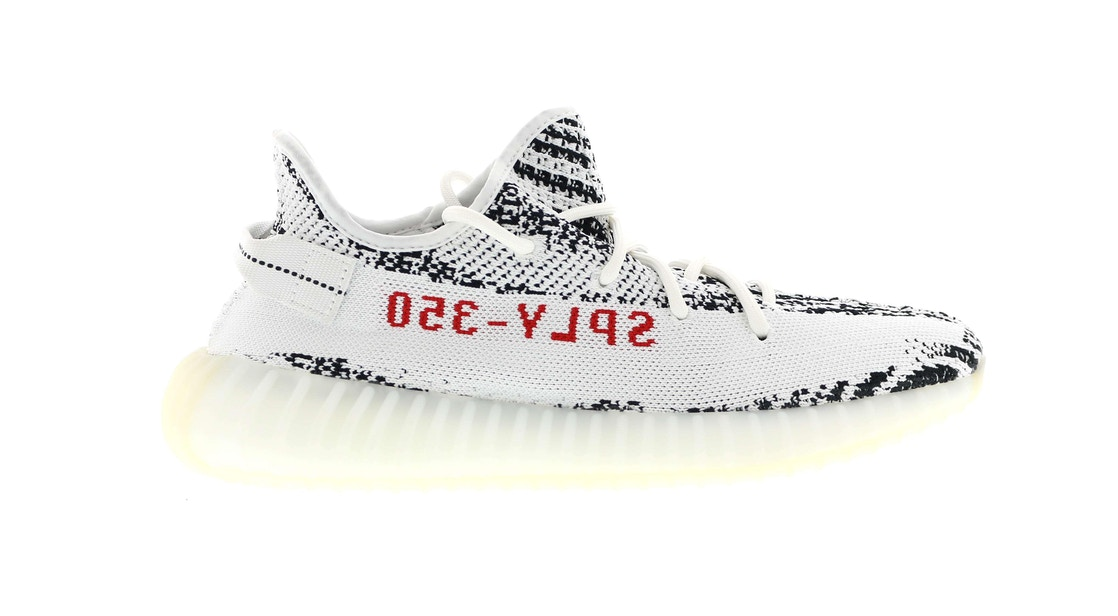 7cd93684f5a7d Re-StockX Promo adidas Yeezy Boost 350 V2 Zebra - CP9654