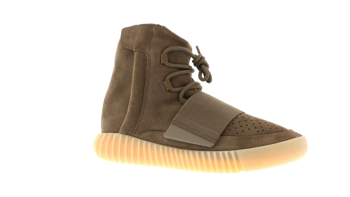 6c253c203 adidas Yeezy Boost 750 Light Brown Gum (Chocolate) - BY2456