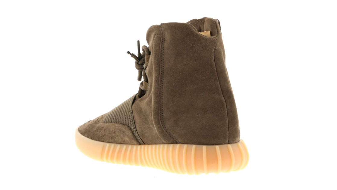 2bc6e9368ff30 adidas Yeezy Boost 750 Light Brown Gum (Chocolate) - BY2456